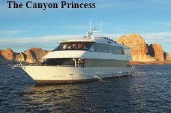 Canyon Princess Reception